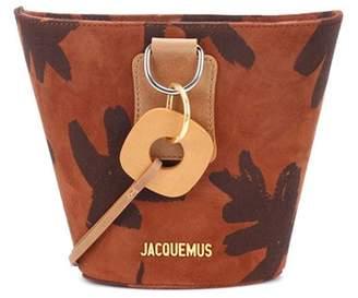 Jacquemus Le Sac Praia leather bucket bag