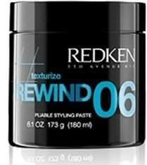 Redken 6 Rewind Pliable Styling Paste - Regular/Normale - 5 oz. Jar by