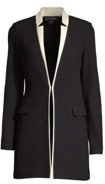 St. John Irina Knit Wool-Blend Jacket