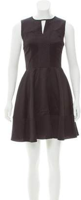 Rachel Zoe Sleeveless Mini Dress
