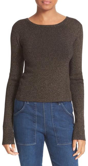 A.L.C.A.L.C. Chance Metallic Knit Sweater