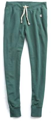 Todd Snyder + Champion Slim Sweatpants in Green