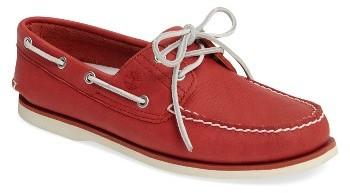 TimberlandMen's Timberland 'Classic' 2-Eye Boat Shoe