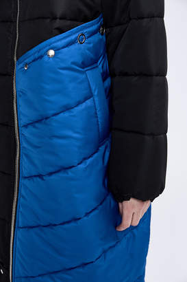 3.1 Phillip Lim Long Quilted Puffer Coat
