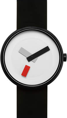 "Projects Watches Red Color Block Watch ""Suprematism"""