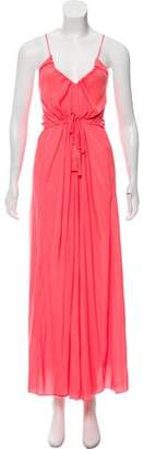 Calypso Sleeveless Maxi Dress