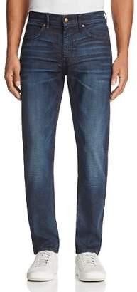 Joe's Jeans Larsen Folsom New Tapered Fit Jeans in Dark Blue
