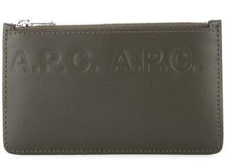 A.P.C. Walter card holder