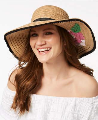 Betsey Johnson Flowerista Hat
