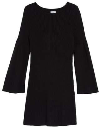 Splendid Ribbed Sweater Dress