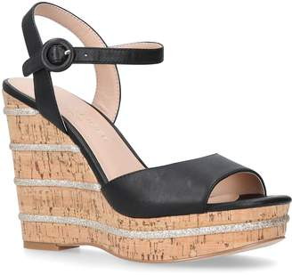 Kurt Geiger London Ally Wedge Sandals