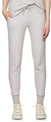 ATM Anthony Thomas Melillo Women's Rib-Knit Cotton-Cashmere Jogger Pants