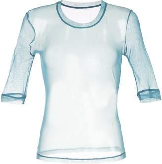 Taylor sheer 3/4 sleeve T-shirt