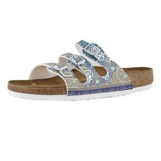 ec9eb655ea5 Birkenstock Women s Florida 3-Strap Cork Footbed Sandal 37 M EU