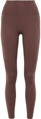 YEAR OF OURS Instructor Stretch Leggings - Taupe