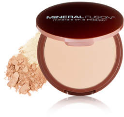 Mineral Fusion Pressed Powder Foundation - Olive 1