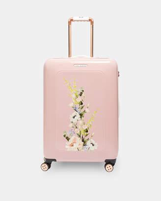 b04251b56a6dd Ted Baker ELAGAA Elegant print medium suitcase