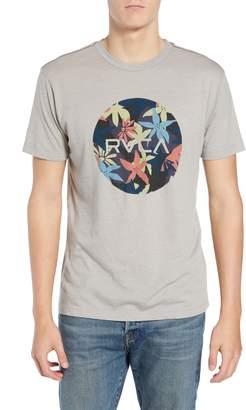 RVCA Motors Fill Graphic T-Shirt