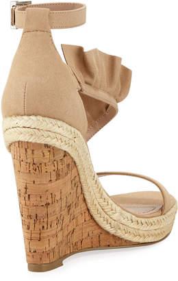 Charles by Charles David Brooke Microsuede® Asymmetric Sandal