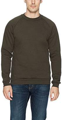 Levi's Men's Raglan Crew Commuter