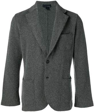 Lardini slim-fit blazer