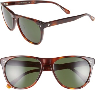 Oliver Peoples Daddy B 58mm Square Sunglasses
