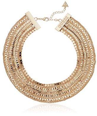 GUESS Women's Hot in The City Chain Necklace