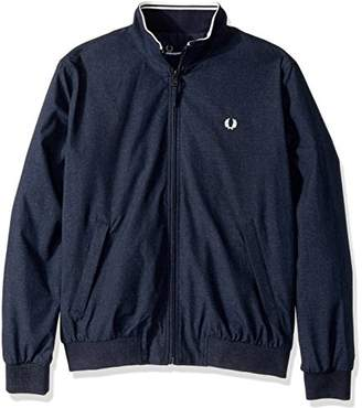 Fred Perry Men's Marl Brentham Jacket