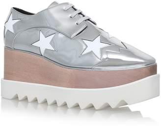 Stella McCartney Elyse Star Platform Brogues 80