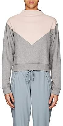 Vaara Women's Cleo Cotton Crop Sweatshirt