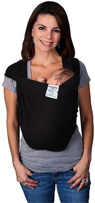 Baby K'tan Baby K'Tan Cotton Baby Carrier - Black, Small
