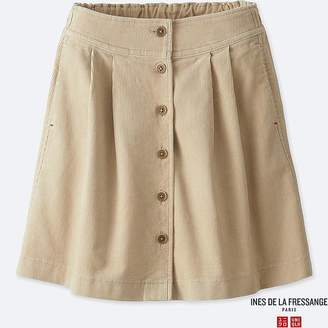Uniqlo Girl's Corduroy Skirt (ines De La Fressange)