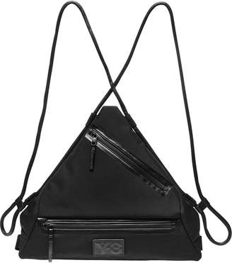 Y-3 Qasa Triangle Nylon Backpack
