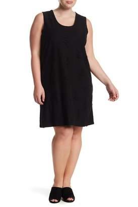 Rachel Roy Shredded Tank Dress (Plus Size)