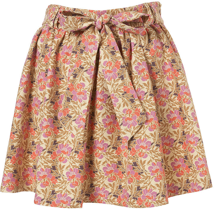 Blake Floral Skirt