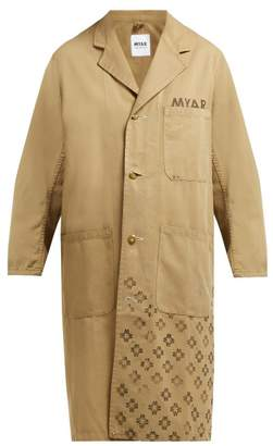 Myar - Gbc60 Cotton Twill Jacket - Womens - Khaki