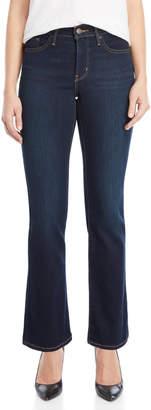 Levi's Mystal Fog 315 Shaping Bootcut Jeans