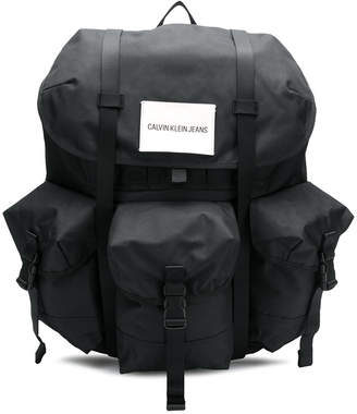 Calvin Klein Jeans large cargo backpack