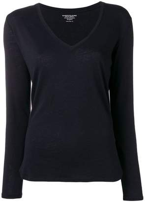 Majestic Filatures v-neck jumper