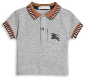 Burberry Baby Boy's& Little Boy's Noel Polo Shirt