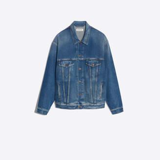 Balenciaga You Are The World Embroidered Jacket