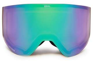 Zeal Optics Hatchet Rls Ski Goggles - Mens - Light Brown