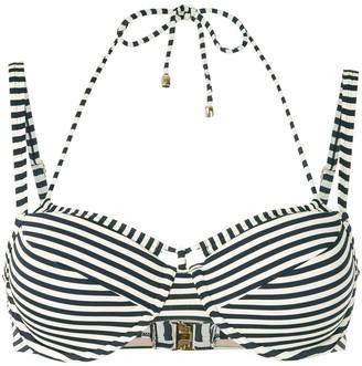 Marlies Dekkers Holi Vintage striped double-strap bikini top