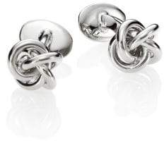 David Donahue Knot Cuff Links