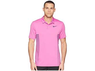 Nike Zonal Cooling Print Polo Men's Clothing