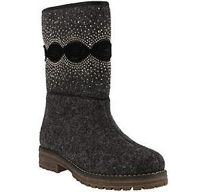 Spring Step Azura by Wool Boots - Joanna