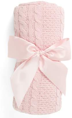 Nordstrom Cable Knit Blanket