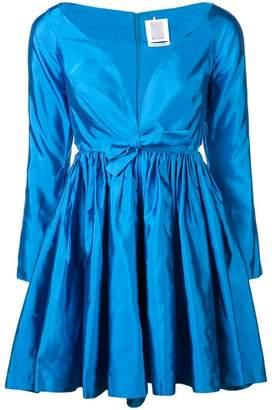 Rosie Assoulin V-neck cocktail dress