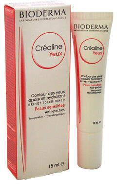 Bioderma Crealine Yeux Contour Des Yeux Apaisant Hydratant Treatment 14.75 ml