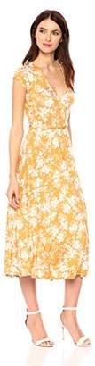 Clayton Women's Farley WRAP Dress